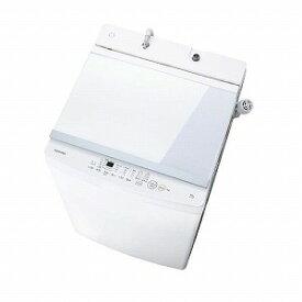 東芝 全自動洗濯機 [洗濯10.0kg/ふろ水ポンプあり] AW−10M7(W) ピュアホワイト(標準設置無料)