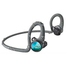 プラントロニクス イヤホン インナーイヤー型[リモコン・マイク対応/ワイヤレス(ネックバンド)/Bluetooth]グレー BACKBEATFIT2100−GRY