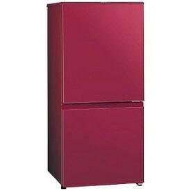 AQUA 2ドア冷蔵庫(157L・右開き) AQR−16H(R) ルージュ (標準設置無料)