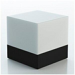 多機能LEDミニライト「エネヴュー キューブ」(100lm) ENV002020100 ブラック