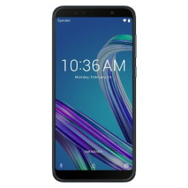 ASUS SIMフリースマートフォン Zenfone Max Pro M1 ZB602KL−BK32S3 ディープシーブラック