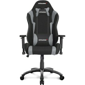 AKRACING Wolf Gaming Chair (Grey) WOLF−GREY AKRWOLFGREY グレー