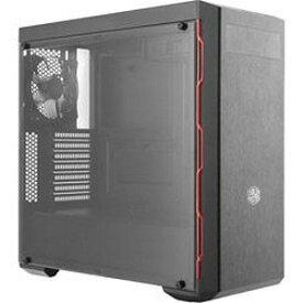 クーラーマスター MasterBox MB600L Red MCBB600LKA5NS00
