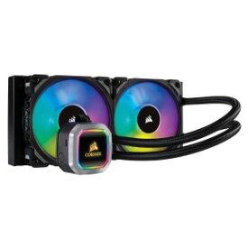 コルセア 水冷CPUクーラー H100i RGB PLATINUM CW−9060039−WW