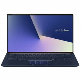 ASUS ノートパソコン ZenBook 14 UX433FN−8265RB ロイヤルブルー