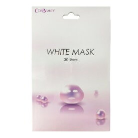 COSBEAUTY ホワイトマスク WHITE MASK WHITEMASK