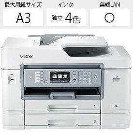 ブラザー brother インクジェット複合機「PRIVIO(プリビオ)」[L判〜A3/USB2.0/無線・有線LAN] MFC−J6983CDW