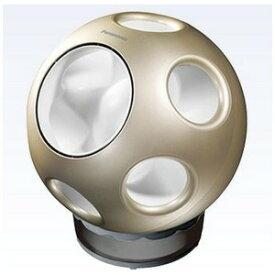 パナソニック サーキュレーター 創風機Q(キュー) シャンパンゴールド [DCモーター搭載] F−BR251−N