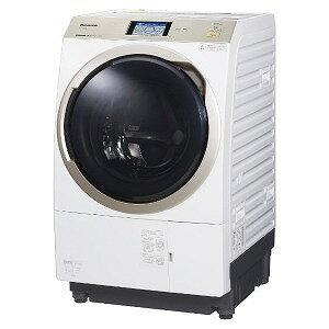 パナソニック ドラム式洗濯乾燥機 (洗濯11.0kg/乾燥6.0kg/左開き) NA−VX9900L−W クリスタルホワイト(標準設置無料)