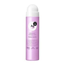 資生堂化粧品 エージーデオ24 パウダースプレーフレッシュサボンS AGデオ24FサボンS(40g