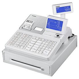 CASIO Bluetoothレジスター SR−S4000−20S ホワイト