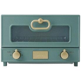 ラドンナ オーブントースター 「TOFFY」 [1000W/食パン2枚] K−TS2 SG