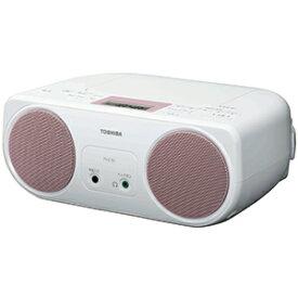 東芝 CDラジオ TY−C151(P)ピンク
