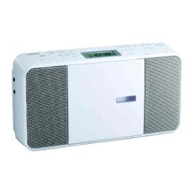東芝 CDラジオ TY−C251(W)ホワイト