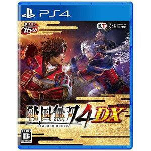 コーエーテクモゲームス PS4ゲームソフト 戦国無双4 DX 通常版