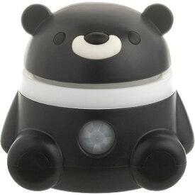 HAMEE Hamic BEAR(ハミックベア)子どものための音声メッセージロボット 282−885314 ブラック