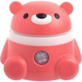 HAMEE Hamic BEAR(ハミックベア)子どものための音声メッセージロボット 282−885321 ピンク