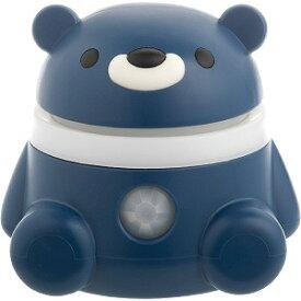 HAMEE Hamic BEAR(ハミックベア)子どものための音声メッセージロボット 282−885338 ブルー
