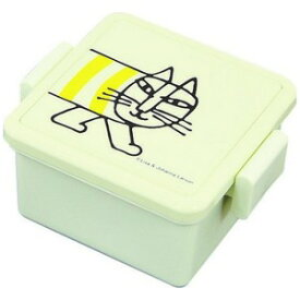 三好製作所 ランチボックス 0501−0102 LISA LARSON(S)MIKEY WH×YL リサラーソン ランチ