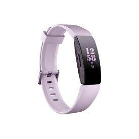 Fitbit フィットネストラッカー Inspire HR Lilac L/Sサイズ FB413LVLV−FRCJK ライラック