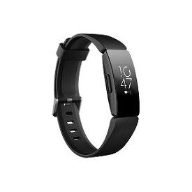 Fitbit フィットネストラッカー Inspire HR L/Sサイズ Black FB413BKBK−FRCJK ブラック