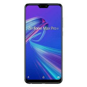 ASUS Zenfone Max Pro M2 ZB631KL−BL64S4 ミッドナイトブルー