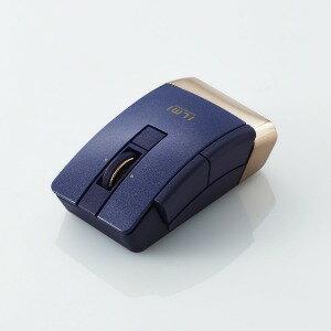 エレコム Ultimate Blueマウス/Bluetooth4.0対応/6ボタン/ブルー M−BT21BBBU