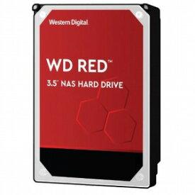 ウェスタン デジタル WesternDigital Red SATA6G 接続 ハードディスク 6TB WD60EFAXRT