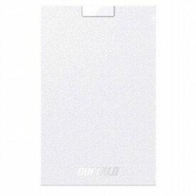 バッファロー USB3.1(Gen1)対応 ポータブルSSD 480GB SSD−PG480U3−WA ホワイト