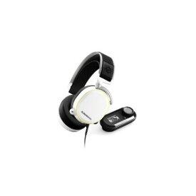STEELSERIES 有線ゲーミングヘッドセット USBDAC付 Arctis Pro + Game DAC 61454
