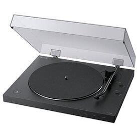 ソニー SONY ステレオレコードプレーヤー PS−LX310BT