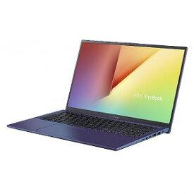 ASUS ノートパソコン VivoBook 15 X512FA−826G512B ピーコックブルー [15.6型 /intel Core i5 /SSD:512GB /メモリ:8GB /2019年5月モデル]