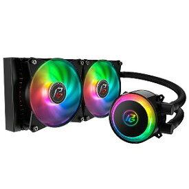 クーラーマスター MasterLiquid ML240R RGB Phantom Gaming Edition MLX−D24M−A20PC−RP