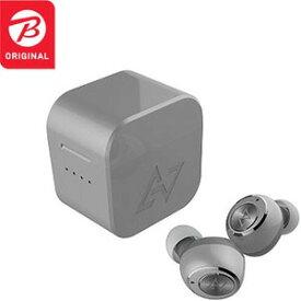 AVIOT フルワイヤレスイヤホン TE−D01g シルバー [ワイヤレス(左右分離) /防水 /Bluetooth]