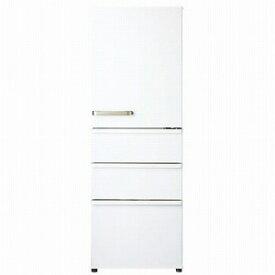 AQUA 4ドア冷蔵庫(355L・右開き) AQR−36H(W)ナチュラルホワイト (標準設置無料)