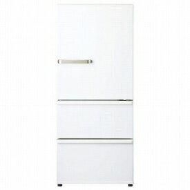 AQUA 3ドア冷蔵庫 (272L) AQR−27H(W)ナチュラルホワイト (標準設置無料)