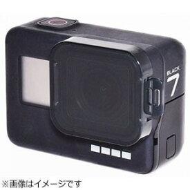 GLIDER GoPro HERO7black/6/5用レンズフィルター GLD3587MJ80 黒