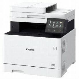 キヤノン CANON カラーレーザー複合機 「Satera」[はがき〜A4/USB2.0/無線・有線LAN/FAX・ADF搭載] MF745CDW