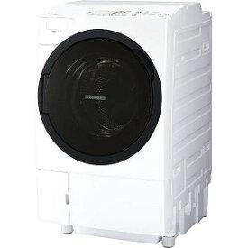 東芝 ドラム式洗濯乾燥機 「ZABOON/ザブーン」 [洗濯11.0kg/乾燥7.0kg/ヒートポンプ乾燥/左開き] TW−117A8L−W グランホワイト(標準設置無料)
