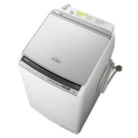 日立 縦型洗濯乾燥機 「ビートウォッシュ」 [洗濯9.0kg/乾燥5.0kg/ヒーター乾燥(水冷・除湿タイプ)] BW−DV90E−S シルバー(標準設置無料)
