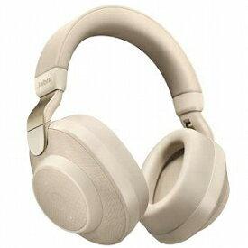 Bluetoothヘッドホン 100−99030002−40 Gold Beige