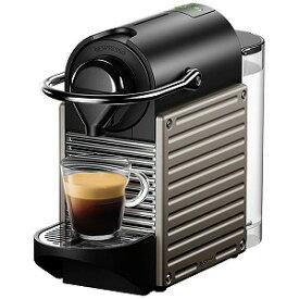 専用カプセル式コーヒーメーカー 「ピクシーツー バンドルセット」 C61TIA3B(TI