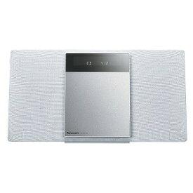 パナソニック 「ワイドFM対応」Bluetooth対応 ミニコンポ SC−HC410−W ホワイト [ワイドFM対応 /Bluetooth対応]