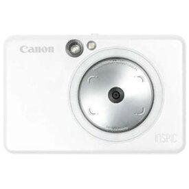 Canon インスタントカメラプリンター iNSPiC ZV−123 (ホワイト)