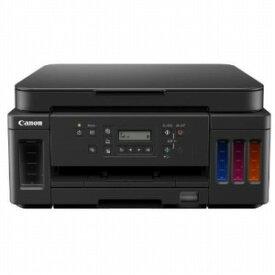 キヤノン CANON インクジェット複合機「GIGATANK」[カード・名刺〜A4対応/USB2.0/無線・有線LAN] G6030