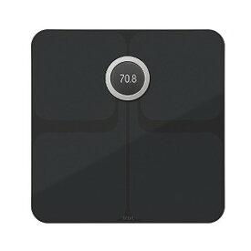 スマート体重計「Aria2」[デジタル/WiFi・Bluetooth対応] FB202BK−JP ブラック
