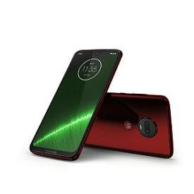 モトローラ SIMフリースマートフォン Moto g7 Plus 「PADU0002JP」 PADU0002JP ビバレッド 6.24型ワイド メモリ/ストレージ:4GB/64GB nano SIM x2 DSDS対応