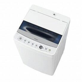 ハイアール 全自動洗濯機 [洗濯4.5kg] JW−C45D−W ホワイト(標準設置無料)