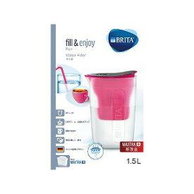デイテルジャパン 浄水ポット fill&enjoy Fun KBFNCP1 ピンク