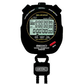 セイコー 【クオーツ時計】ストップウオッチ(STOP WATCH) スイミングマスター SVAS009